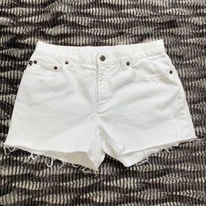 Denim  Ralph Lauren Jeans Co Cut Off Shorts Sz 10P